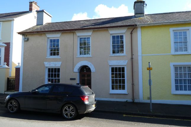 Thumbnail Town house for sale in 6 Princes Avenue, Aberaeron