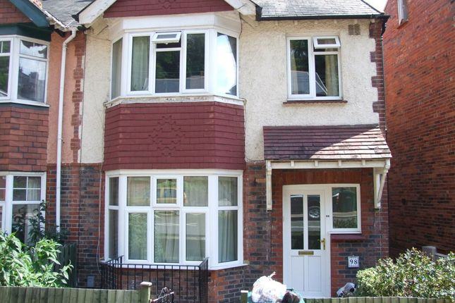 Thumbnail Shared accommodation to rent in Stanmer Park Road, Brighton