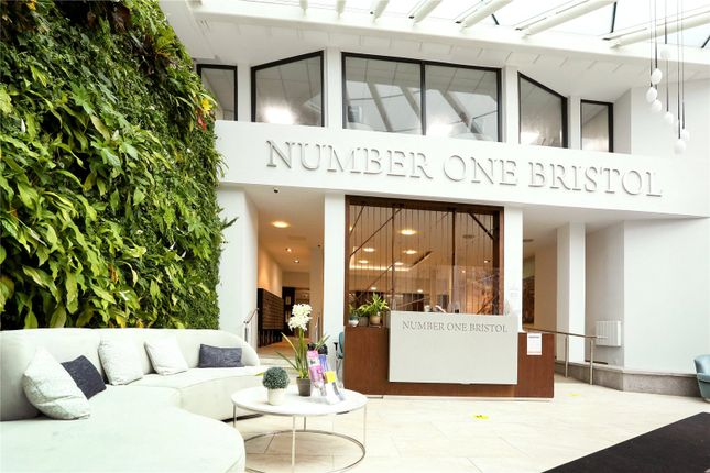 Lobby of Number One Bristol, Bristol BS1