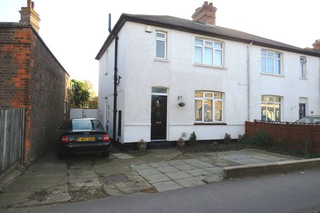 3 bed semi-detached house for sale in Camp Road, St.Albans