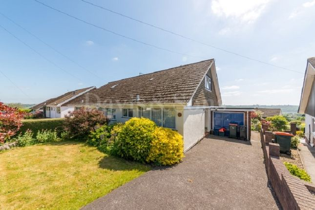 Thumbnail Semi-detached bungalow for sale in Anthony Drive, Caerleon, Newport.