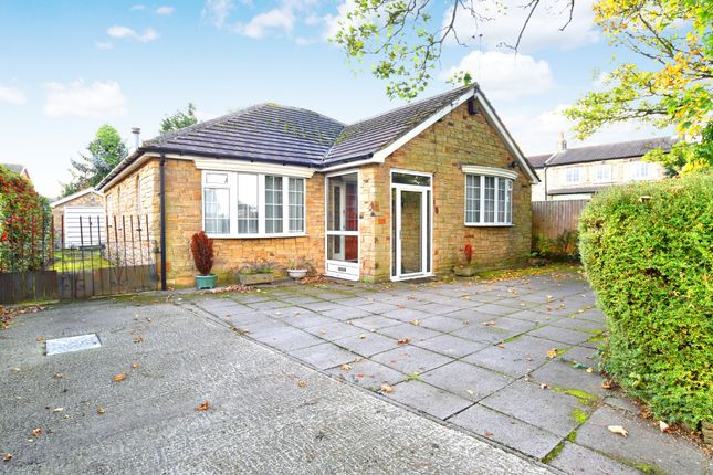 Thumbnail Detached bungalow for sale in Wetherby Road, Harrogate