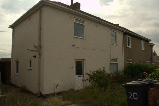 Thumbnail Semi-detached house for sale in Knoll Beck Crescent, Brampton, Barnsley, South Yorkshire