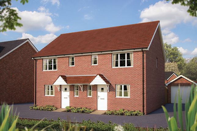 """Thumbnail Property for sale in """"The Southwold"""" at Appleton Way, Shinfield, Reading"""