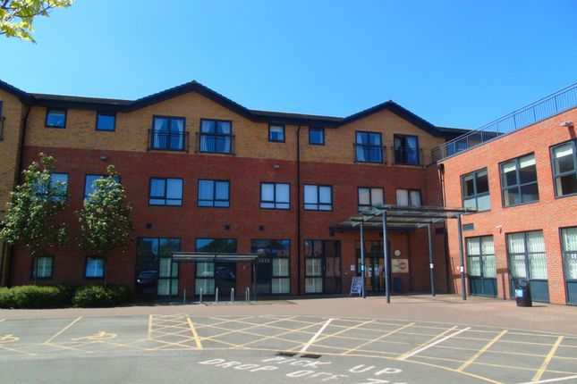 Thumbnail Flat to rent in Skylight Apartments, The Hub, Shiners Way