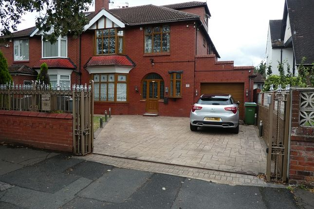 5 bed semi-detached house for sale in Seymour Grove, Old Trafford, Manchester. M16