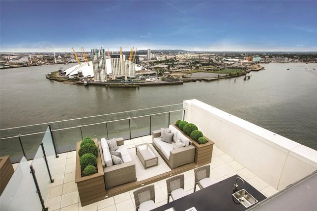 Thumbnail Flat for sale in Yabsley Street, London
