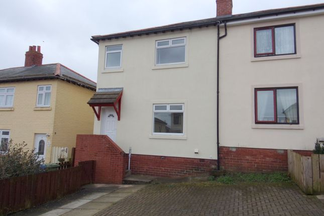 Thumbnail Semi-detached house to rent in Sycamore Avenue, Alnwick