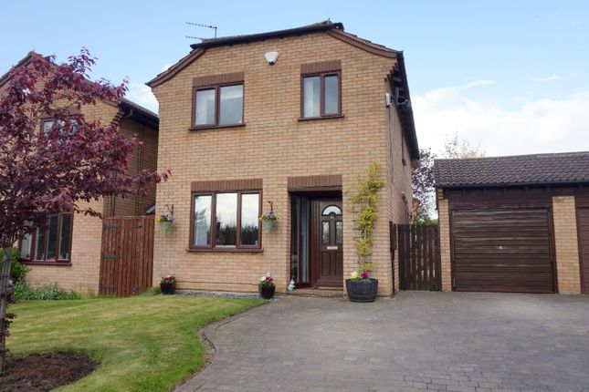 Thumbnail Detached house for sale in Gorse Farm Road, Nuneaton