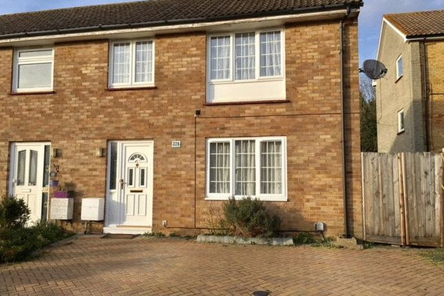 Thumbnail Semi-detached house to rent in Rosemary Court, Court Lodge Road, Horley