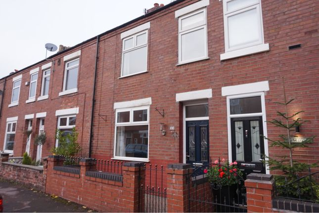 Thumbnail Terraced house to rent in Albion Street, Sale