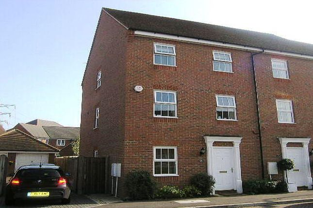Thumbnail Link-detached house to rent in Creswell, Hook