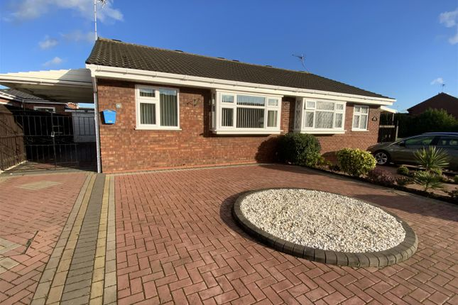2 bed semi-detached bungalow for sale in Gillians Walk, Walsgrave, Coventry CV2