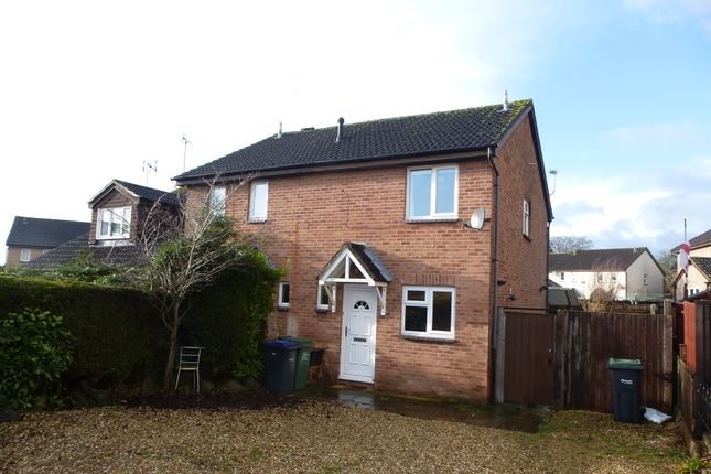 Thumbnail End terrace house for sale in Monks Way, Pewsham, Chippenham