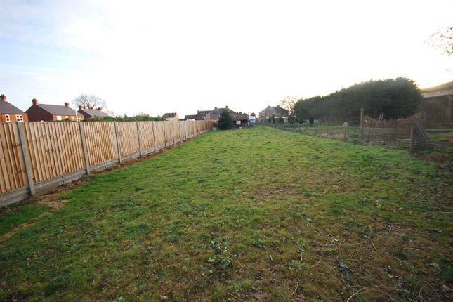 Self Build Land Spalding Lincolnshire
