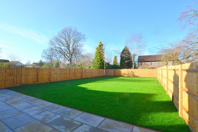 Garden of Forest Road, East Horsley KT24