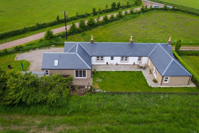 Thumbnail Detached house for sale in Meiklekenny Cottages, Lintrathen, Kirriemuir