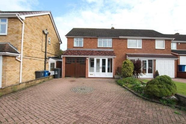 Thumbnail Semi-detached house to rent in Scotch Orchard, Lichfield