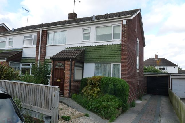 Thumbnail Semi-detached house to rent in Burroughes Avenue, Yeovil
