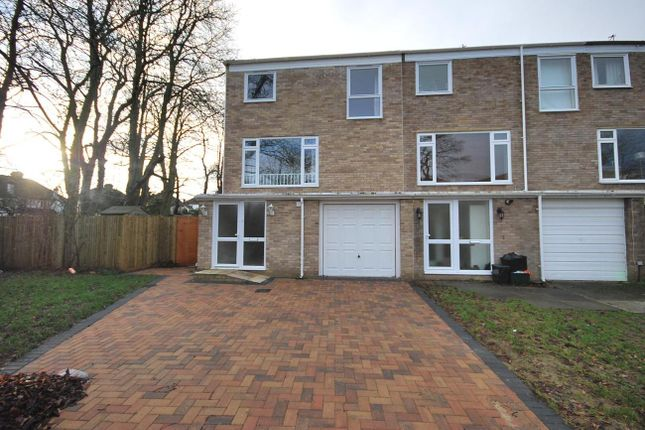 Thumbnail End terrace house to rent in Cornford Close, Hayes, Bromley