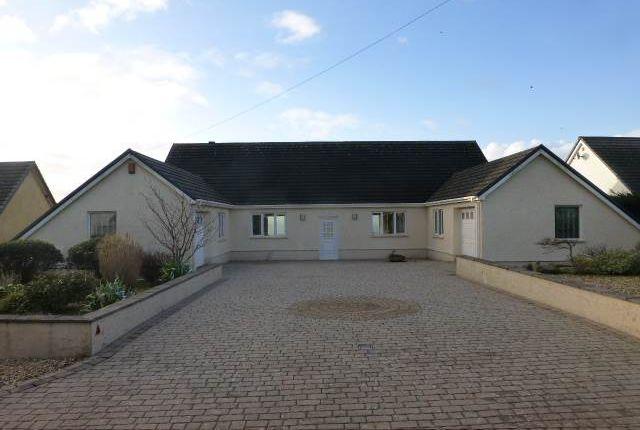 Thumbnail Bungalow to rent in Llansadurnen, Laugharne, Carmarthen