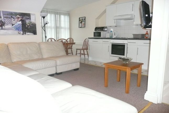Thumbnail Flat to rent in Charlton Road, Weston-Super-Mare