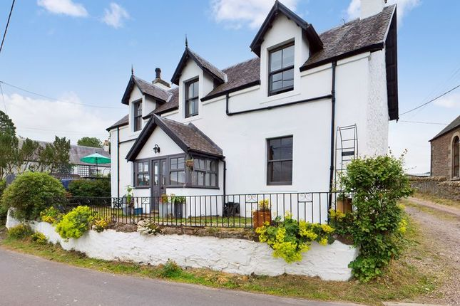 Thumbnail Detached house for sale in Ryefield House, Howgate Road, Roberton