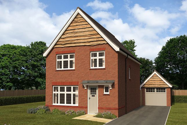 """3 bed detached house for sale in """"Warwick"""" at Quinton Road, Sittingbourne ME10"""
