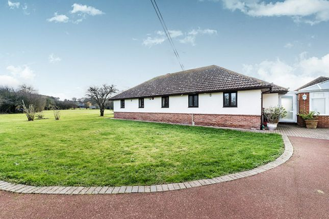 Thumbnail Bungalow for sale in Pean Hill, Whitstable