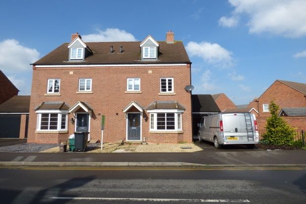 Thumbnail Property to rent in Thatcham Avenue Kingsway, Quedgeley, Gloucester