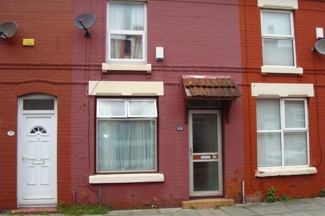 2 bed terraced house to rent in Whitman Street, Liverpool