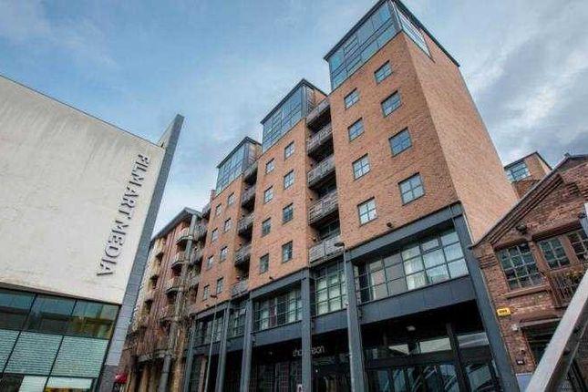 Thumbnail Flat to rent in Manolis Yard, 8 Colquitt Street, Liverpool