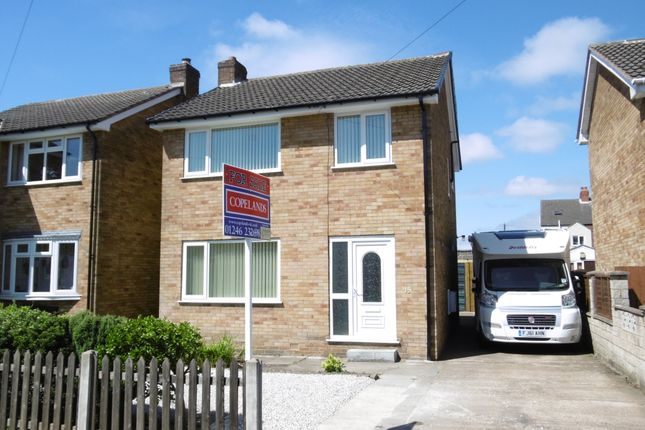 3 bed detached house to rent in Windmill Close, Bolsover, Chesterfield