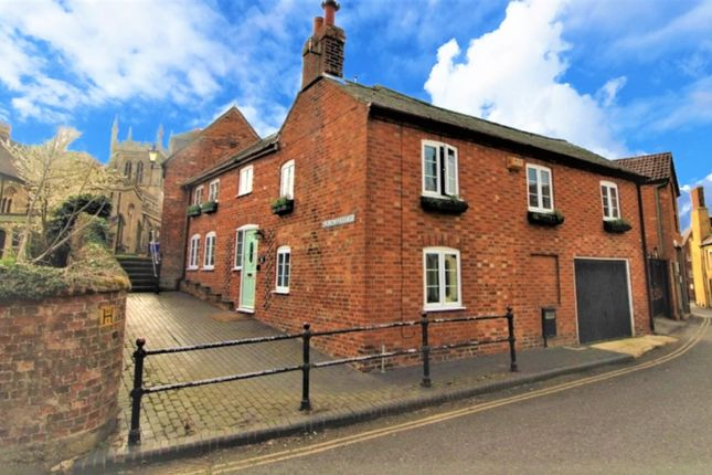 Thumbnail End terrace house for sale in Church Passage, Newport Pagnell