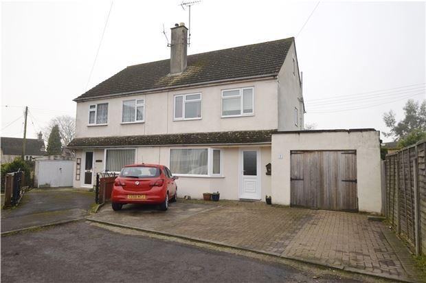 Thumbnail Semi-detached house for sale in St Michaels Place, Stroud, Gloucestershire
