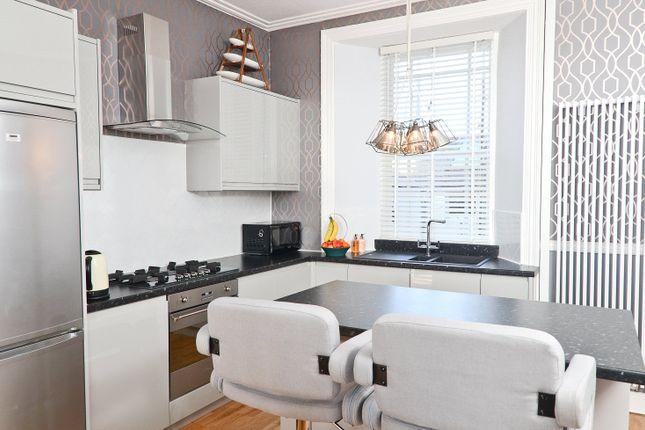 Kitchen of Marine Terrace, Penzance TR18