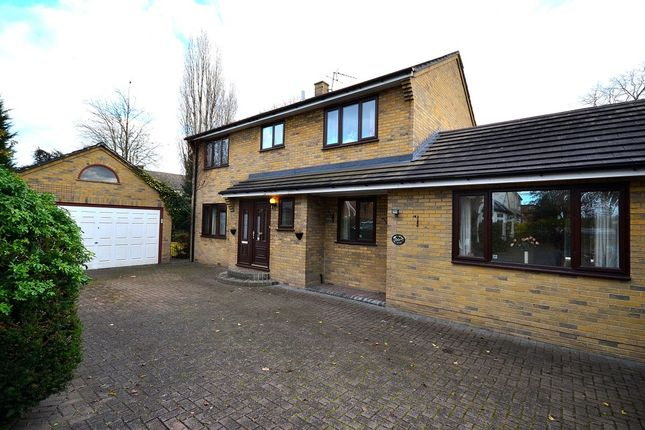 Thumbnail Detached house for sale in St. Johns Avenue, Harlow