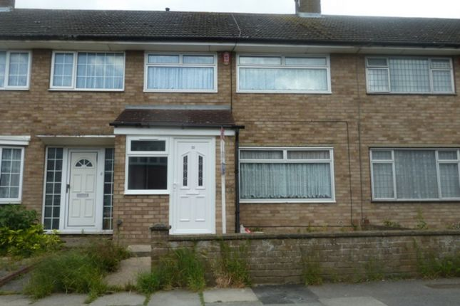 Thumbnail Terraced house to rent in Salcote Road, Riverview Park
