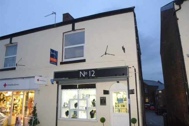 Thumbnail Flat to rent in Derby Way, Marple, Stockport