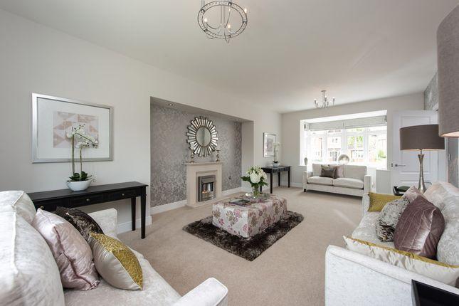Thumbnail Detached house for sale in Kingsborough Manor, Hustlings Drive, Eastchurch, Kent