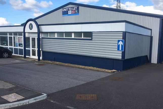 Thumbnail Light industrial to let in Unit K, Kingsditch Trade Park, Huntscote Road, Cheltenham