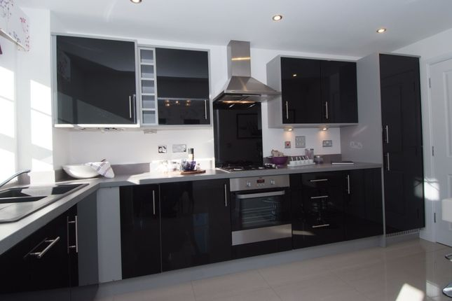 "Thumbnail Detached house for sale in ""Morpeth"" at Melton Road, Edwalton, Nottingham"