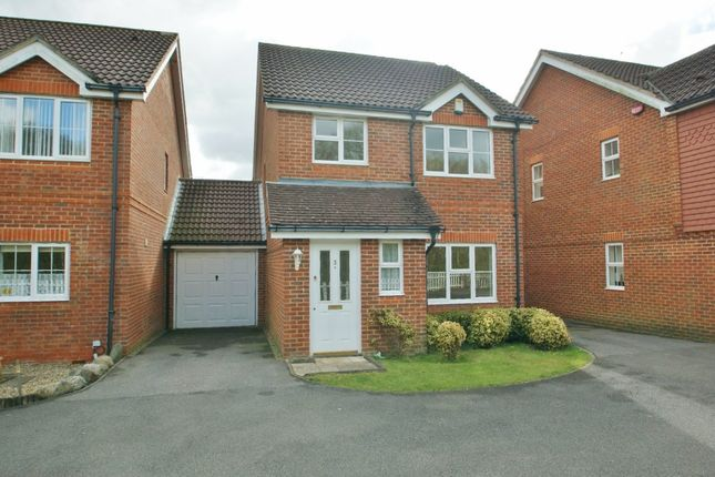 Thumbnail Detached house to rent in Blackthorn Way, Ashford, Ashford