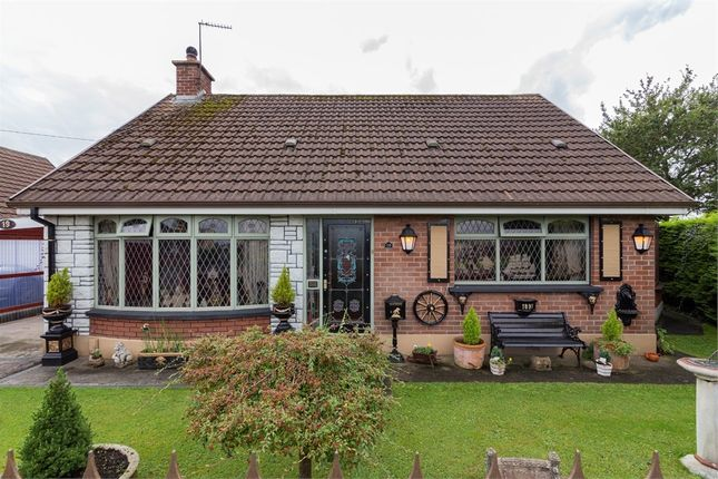 Thumbnail Detached bungalow for sale in Rossdowney Road, Maydown, Londonderry