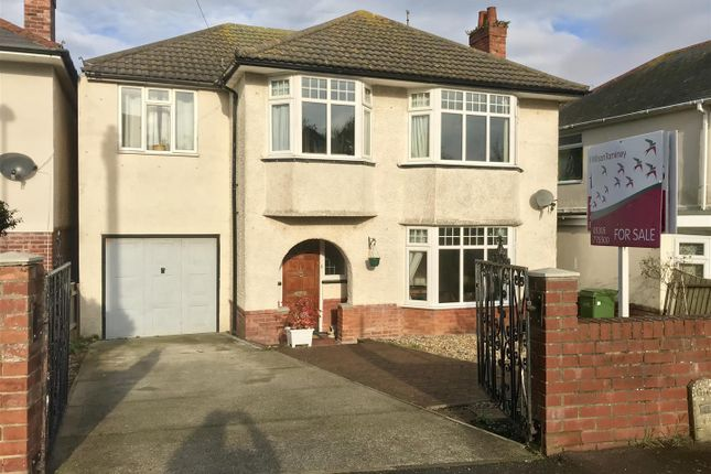 Thumbnail Detached house for sale in Fernhill Avenue, Weymouth