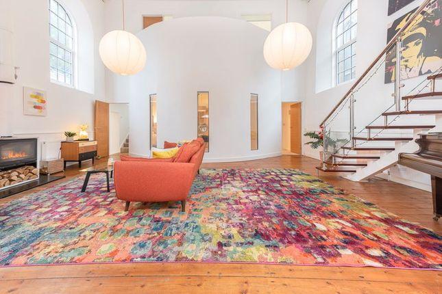 Living Room Nine of Rock Terrace, Heamoor, Penzance TR18