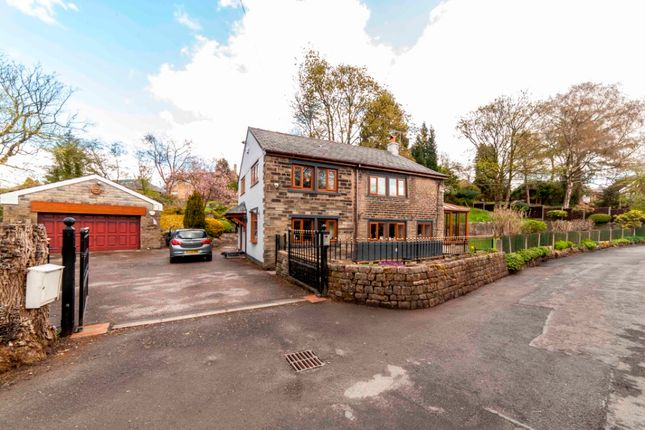 Thumbnail Detached house for sale in Thornley Lane, Grotton, Saddleworth