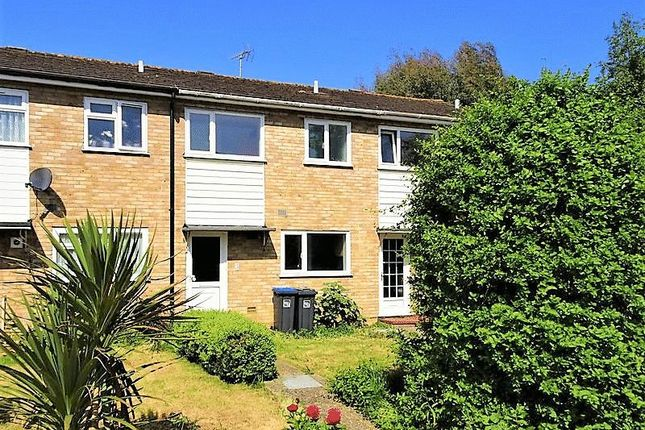 Thumbnail Terraced house for sale in Timber Close, Worthing
