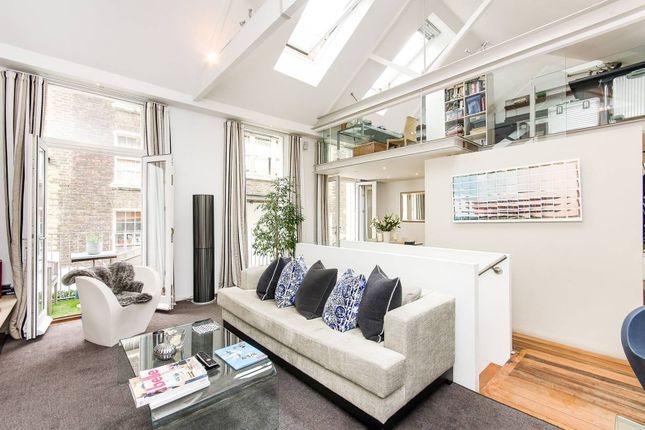Thumbnail Property to rent in Warwick Square Mews, Pimlico