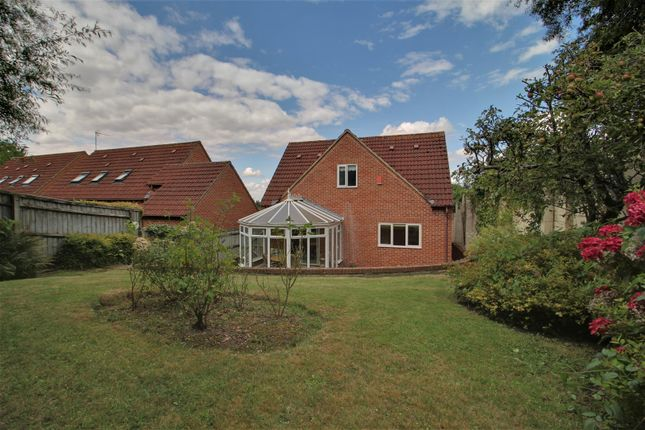 Thumbnail Detached house for sale in Laurel Farm Close, Gloucester